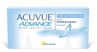 ACUVUE® 1-day Moist for ASTIGMATISM